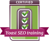 yoast-SEO-certified achievement logo