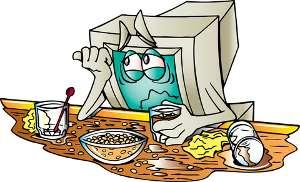 depressed-computer