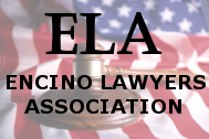 Encino Lawyers Association logo