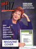 Front Cover Ms Biz Magazine - Sumner Davenport